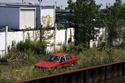 Abandoned Car Newtown Creek 2012